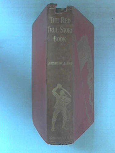 Portada del libro THE RED TRUE STORY BOOK