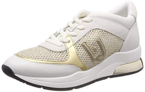 da9a15cf66 Liu Jo Shoes Women's Karlie 12-Sneaker White Low-Top 01111, ...