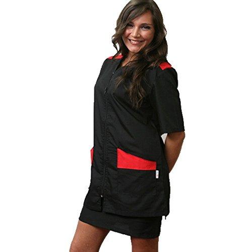 Fratelliditalia camice casacca divisa estetista massaggi lavoro bellezza salute centro