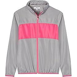 Activewear Chaqueta Impermeable Shell Cortavientos Para Mujer