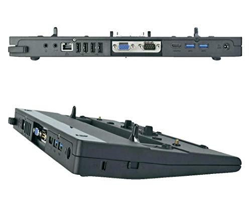 Toshiba PA3838E-1PRP Dockingstation Replikator für Portege - R700 - R830 - R840 - R850 - R930 - R940 - Toshiba Monitor