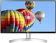 "LG 27ML600S Monitor 27"" FULL HD LED IPS, 1920x1080, 1ms MBR, AMD FreeSync 75Hz, Audio Stereo 10W, HDMI (H"