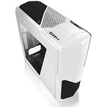 NZXT Phantom 630 Edition Full Tower Case with Side Window - White
