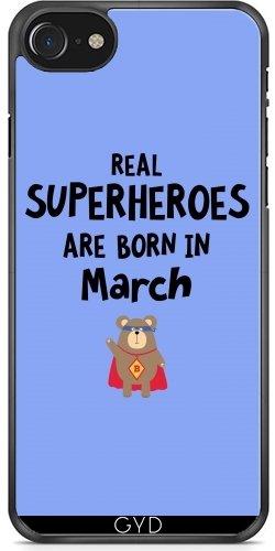 / Iphone 8 (4,7 '') - Superhelden Sind Geboren by ilovecotton (Superhelden Costums)