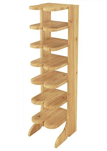 Erst-Holz® 90.80-00 Schuhregal Massiv
