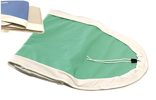 Copriasse da stiro made in italy alta qualita' tutte le misure polti foppapedretti (110x57cm (foppapedretti))