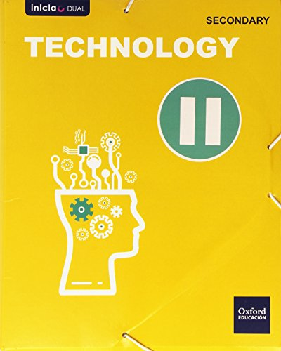 Technology Secondary Student's Book II (Inicia Dual) - 9788467394023 por Varios Autores