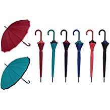 Paraguas. Le Monde du Parapluie Paragua clásico, Turquoise, Vert (Turquesa) - BISETTI342016BALEINESROUGE