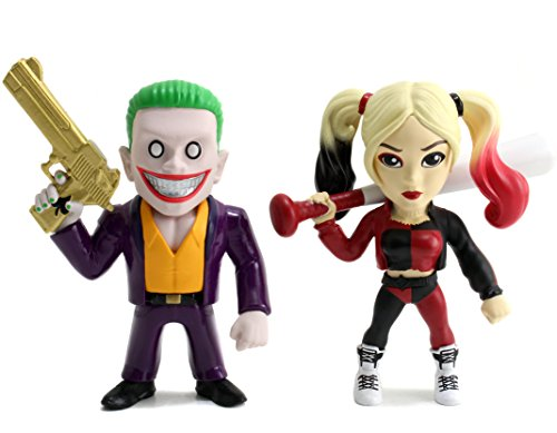 Suicide Squad 975714-Zoll Figur Joker und Harley Quinn (2Stück)