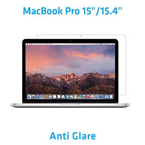 "Scratchgard 15"" / 15.4"" Laptop Apple MacBook Pro Anti Glare with Retina Screen Protector Scratch Guard"