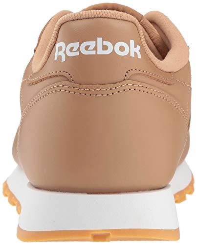 Reebok-Mens-Classic-Leather-Walking-Shoe-Fg-Soft-CamelWhiteGum-65-M-US
