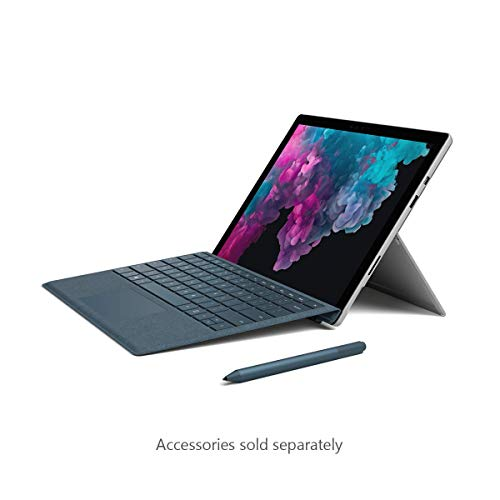 13. Best Laptop Deals UK The Microsoft Surface Pro 6 12.3 Inch Tablet Silver