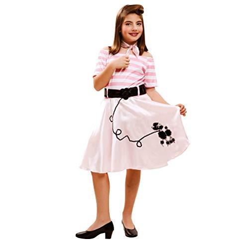 My Other Me Me-201967 Disfraz Pink Lady Doggie para niña, 10-12 años (Viving Costumes 201967)