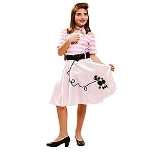 My Other Me Me-201966 Disfraz Pink Lady Doggie para niña, 7-9 años (Viving Costumes 201966