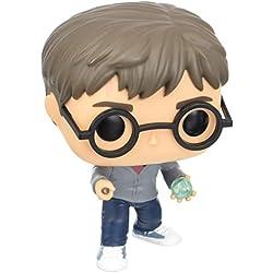 Funko - Harry con la Profecía, figura de vinilo, colección de POP, seria Harry Potter (10988)
