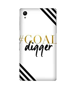 Goal Digger Sony Xperia Z1 Case