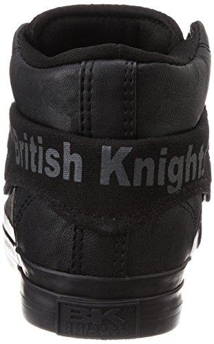 British KnightsROCO - Scarpe da Ginnastica Basse Uomo Nero/Nero