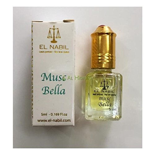 EL NABIL - MUSC BELLA 5ml - LOT DE 6