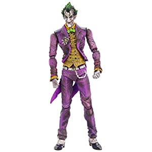 Figura Play Arts Kair Batman Arkham City - Joker 3
