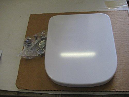 WC Sitz mit slow-close und Metallscharnieren, Serie Replay