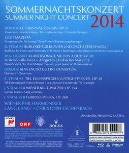 Sommernachtskonzert 2014 Summer Night Concert 2014 Blu Ray