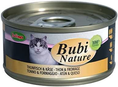 Bubimex : Bubi Nature Thon & Fromage Pour Chat