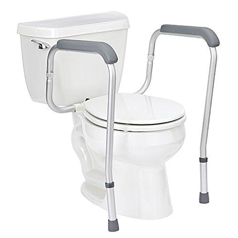 Cadre de sécurité WC Surround Hauteur Réglable