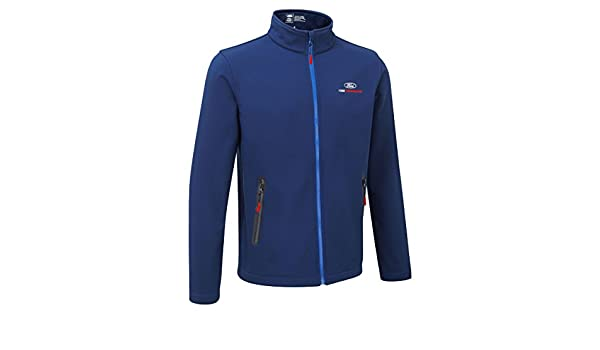 WEC Ford GT Ganassi Racing Team Ford Motorsport Veste polaire softshell  pour homme, bleu marine, Mens (XS) Chest 32-34 inches  Amazon.fr  Auto et  Moto 987efea11a92