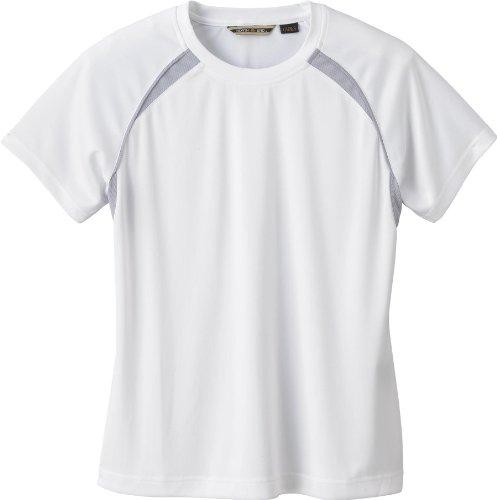 North End T-Shirt. 78068 de sport pour femme Blanc - WHITE 701