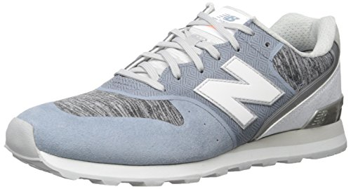 Nouveau Balancewl696 Re-engineered - Wl696 Reconçu Donna Bleu / Blanc
