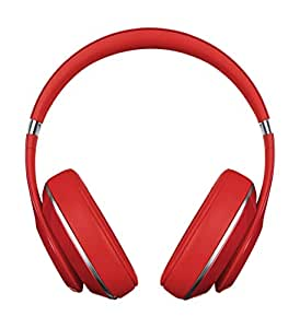Beats by Dr. Dre Studio Cuffie Over-Ear Wireless, Rosso