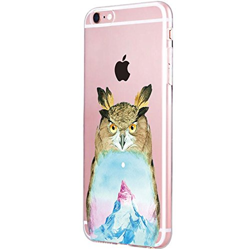 Cover iPhone 6 iPhone 6s, Sportfun morbido protettiva TPU Custodia Case in silicone per iPhone 6 iPhone 6s (13) 04