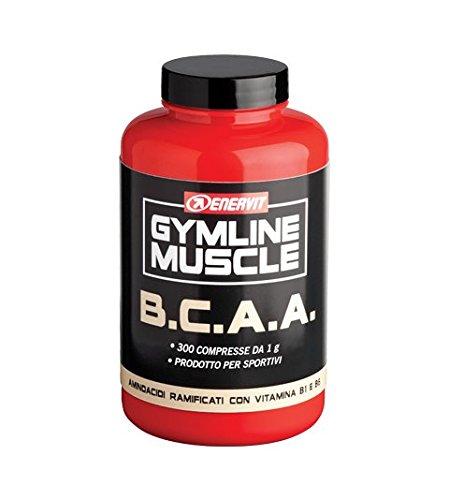 Enervit Gymline Muscle BCAA 120 Compresse