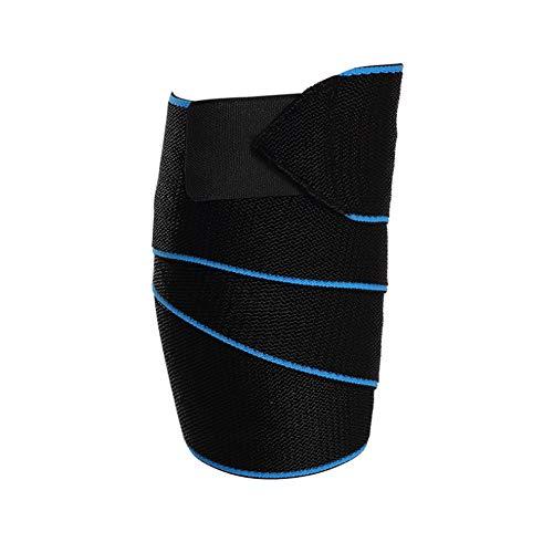 Fang zhou Kniekompressionsbandagen - Effektive Gelenkarthritisbehandlung Dehnbar, passend für Männer, Frauen oder Kinder. -