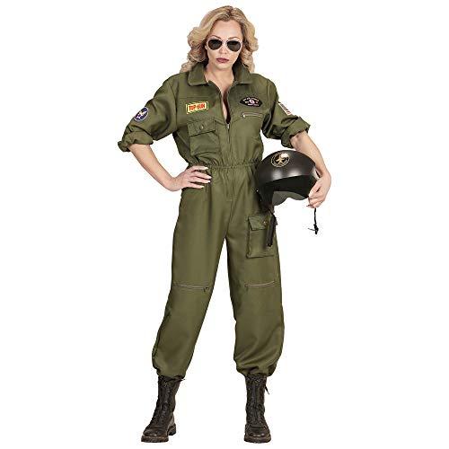 Widmann - Kostüm Kampfjet Pilotin