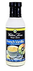 Walden Farms Near Zero French Vanilla Coffee Creamer 355ml