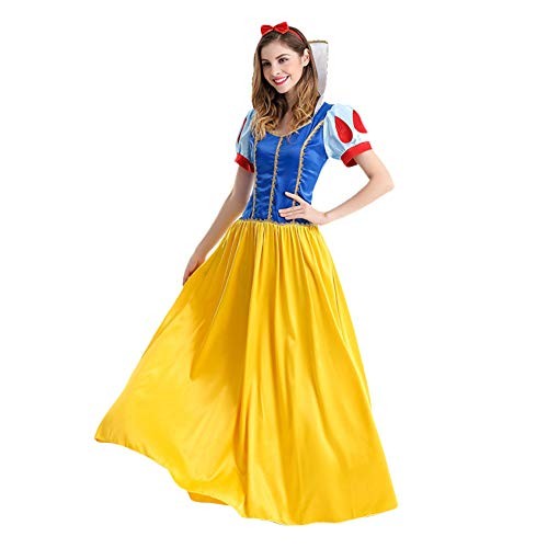 Fanstyle Fee Prinzessin Königin Kleid Snow White Rock -