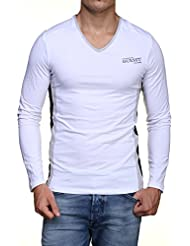 GUESS Tee shirt manches longues - U64M26JEL13 - HOMME
