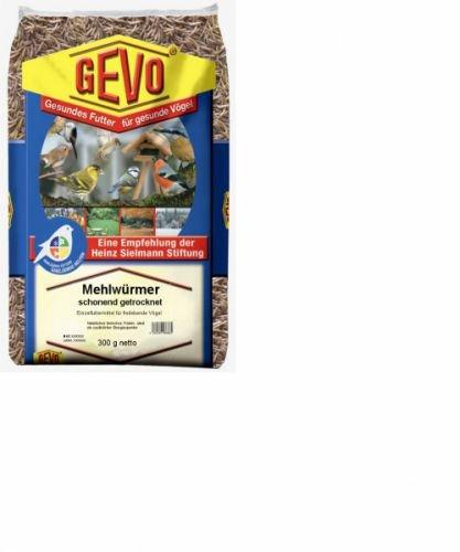 GEVO Mehlwürmer getrocknet 300 g