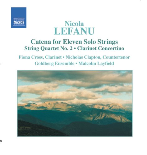 Catena for 11 Solo Strings