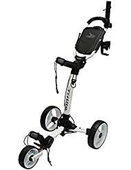 Axglo axtrilite Carrito de Golf Unisex Color Blanco