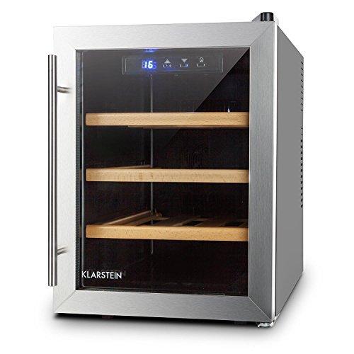 Klarstein Gran Reserva • Weinkühlschrank • Getränkekühlschrank • Gastro Kühlschrank • 2...