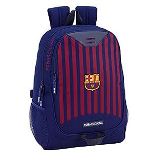 FC Barcelona 2018 School Backpack, 44 cm, Blue (Azul)