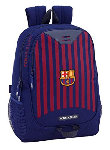 8dda041f74 FC Barcelona 2018 School Backpack, 44 cm, Blue (Azul)