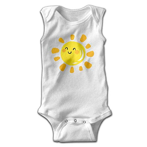 fhcbfgd Infant Baby Boy's Sleeveless Rompers Hot Sun Outfit Bodysuit (Outfits Hot Boy)