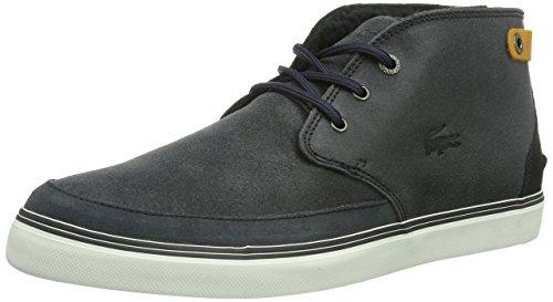 Lacoste CLAVEL 17, Sneaker uomo, Blau(DK BLU 120), 42.5 EU (8.5 Herren UK)