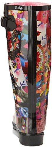 Be Only City, Bottes de Pluie femme Multicolore (multi)