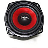 Fredo Subwoofer 5.25 inches 8 Ohms/ 70 Watts (Red)