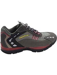G138304, Chaussures de Sécurité Unisexe Adulte - Gris - Gris, 43Goodyear