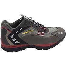 Goodyear G1383010C - Calzado de seguridad, línea deportiva (talla 48) color gris
